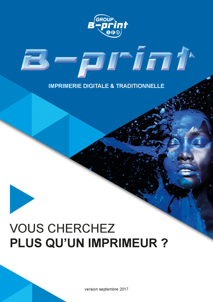 B-Print catalogue 2017